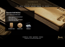 Harrods Gold Bullion